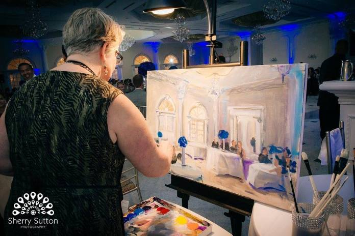 Live Event Painter_VisionEntertainment