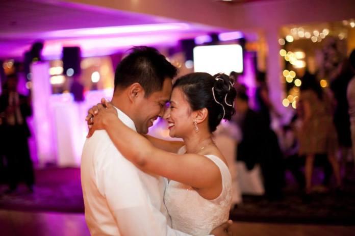 1. wedding page
